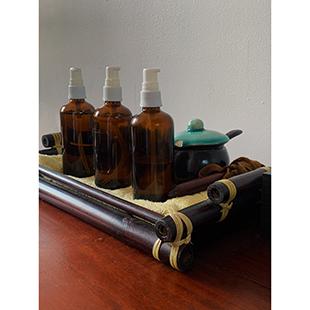 Grooming oils