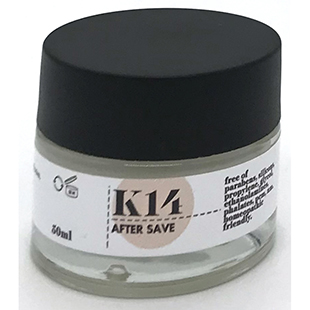 After-shave-balm