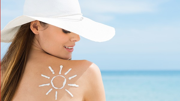 The key to skin care after the sun